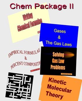 Basic Chemistry Package 2