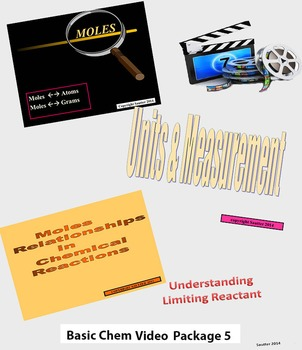 Basic Chemistry Video Package 1