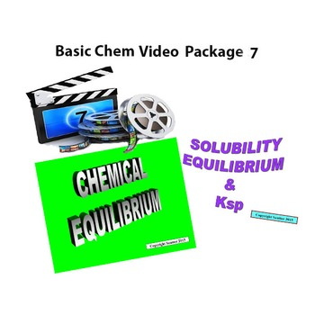 Basic Chemistry Video Package 7