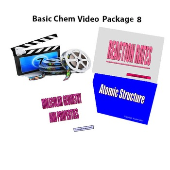 Basic Chemistry Video Package 8