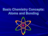 Basic Chemisty/Physical Science: Atoms and Bonding