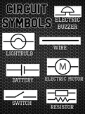 Basic Circuit Symbols - Electricity