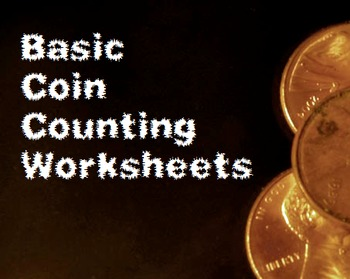 Basic Coin Counting Packet