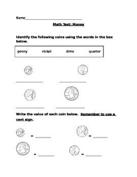 Basic Coin Test