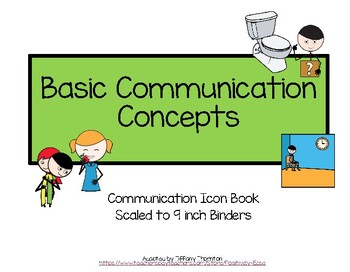 Basic Communication Concepts- Communication Book