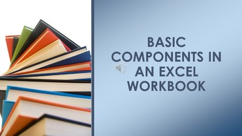 Lesson 4 - Basic Components of a Workbook