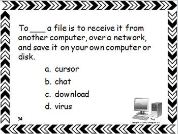 Computer Literacy Slides