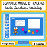 Basic Computer Mouse & Trackpad Functions Training - Inter