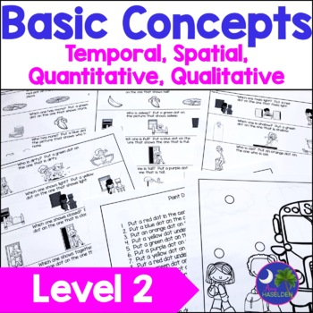 Dot Art Basic Concepts Attributes Prepositions Quality Vol