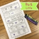 No Prep Basic Concepts Activity Booklets (Set 1) for Speech Language Therapy