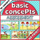 Basic Concepts Assessment
