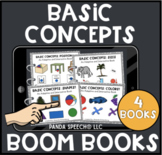 Basic Concepts BOOM Books Series:  Distance Learning