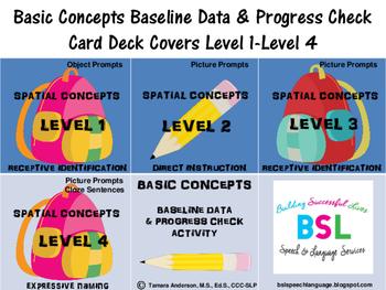 Basic Concepts Baseline Data & Progress Check Activity