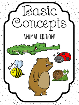 Basic Concepts - Big vs. Small Animal Edition