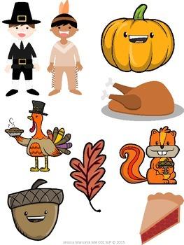 Basic Concepts - Big vs. Small Thanksgiving Edition