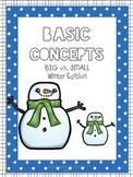 Basic Concepts - Big vs. Small Winter Edition