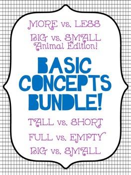 Basic Concepts - Bundle!