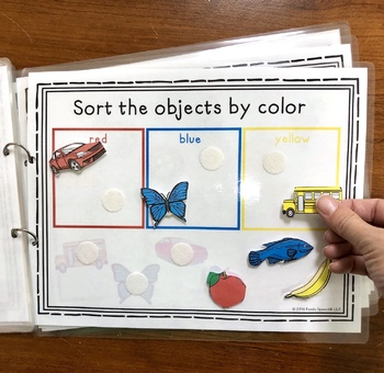 Basic Concepts: Colors An Adaptive and Interactive Book