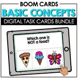 Basic Concepts Digital Task Cards
