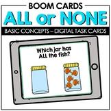Basic Concepts Digital Task Cards FREE