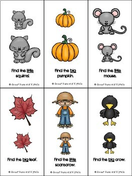 Basic Concepts: Fall Edition {Flashcards & Worksheets}