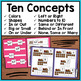 Thanksgiving File Folder Activities for Special Education - Basic Concepts