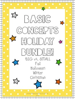 Basic Concepts - Holiday Bundle!