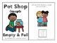 Basic Concepts Interactive Books - Big/Little, Full/Empty, Same/Different