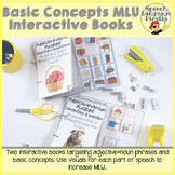 Basic Concepts MLU Interactive Books