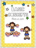 Basic Concepts - More vs. Less