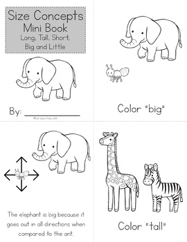 Basic Concepts No Prep Worksheets, Homework, Print and Go by Cat ...