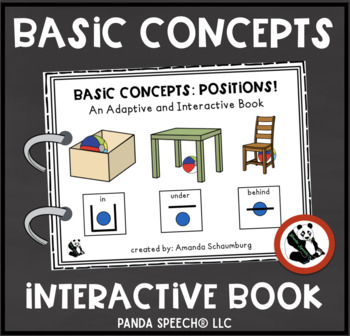 Basic Concepts: Positions An Adaptive and Interactive Book