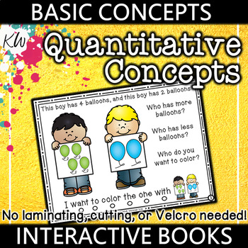 Quantitative Concepts Interactive Book - Basic Concepts