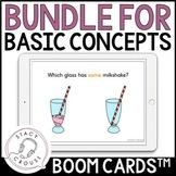 BUNDLE Basic Concepts Quantity Adjectives Temporal Preposi