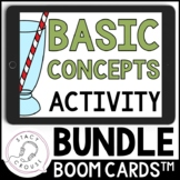 BUNDLE Basic Concepts Quantity Adjectives Temporal Preposi
