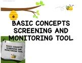#mar2020halfoffspeech Basic Concepts Screening & Monitorin
