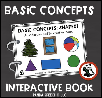 Basic Concepts: Shapes An Adaptive and Interactive Book