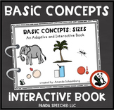 Basic Concepts: Sizes An Adaptive and Interactive Book