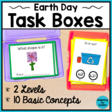 Earth Day Task Cards: Basic Concepts for Special Education and Autism