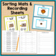 Thanksgiving Task Cards: Basic Concepts for Special Education and Autism