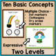 St. Patrick's Day Task Cards: Basic Concepts (Special Education & Speech)