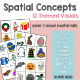 Basic Concepts for Speech Therapy Year Round Packet