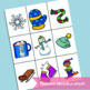 Spatial Concepts for Speech Therapy | Year Round Packet