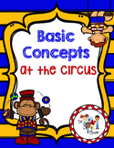Basic Concepts at the Circus