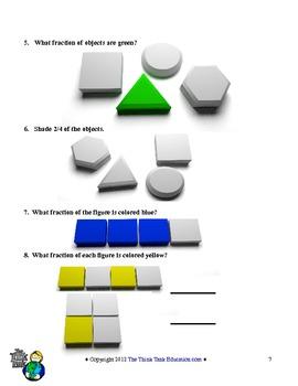 Basic Concepts of Fraction Models