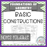 Basic Constructions Binder Notes