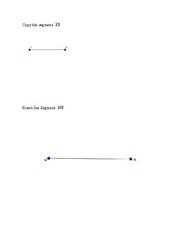 Basic Constructions Review Lesson