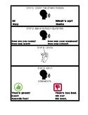 Basic Conversation Script- Visual