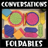 Social Skills Interactive Notebook (Conversations)