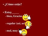 Basic Conversation - Spanish